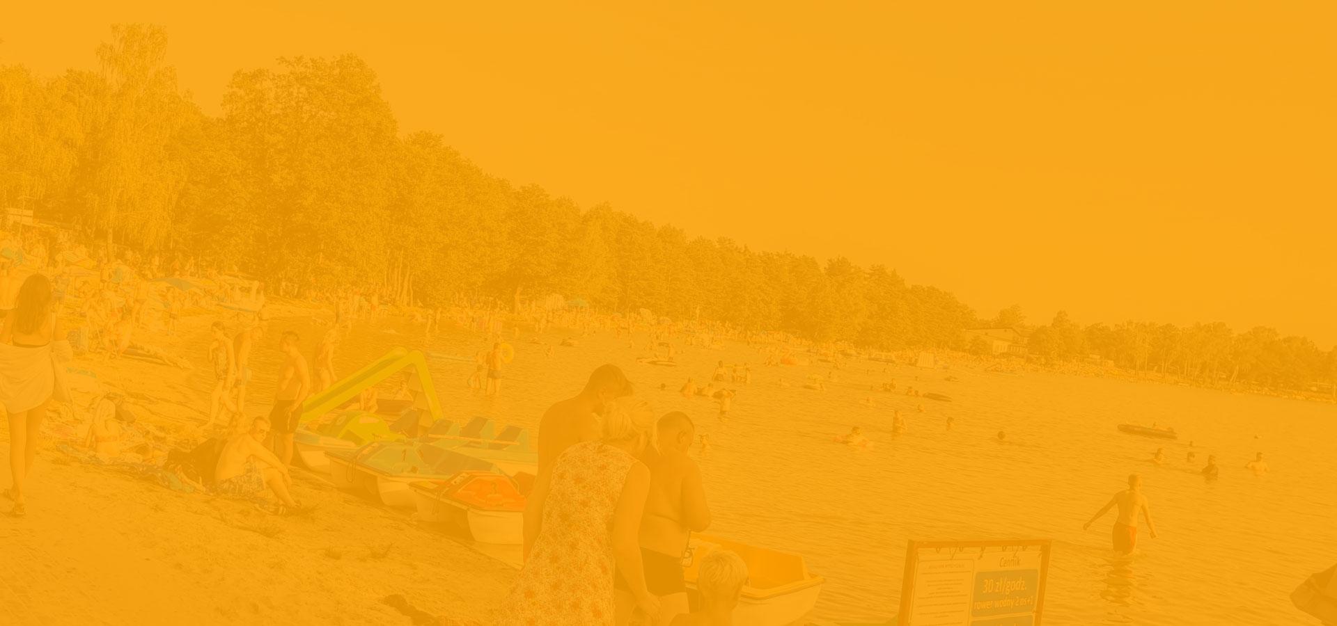 Okuninka - Jezioro Białe